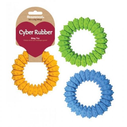 Cyber Rubber Ring Assorted